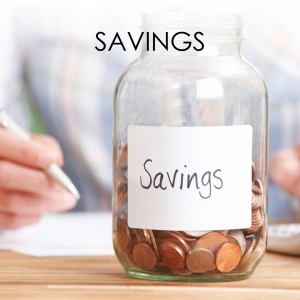 Savings - Coast Financial