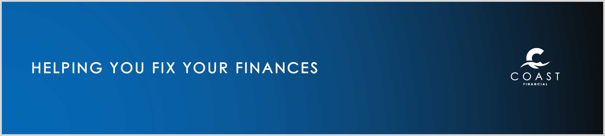 Fixing Finances - Coast Financial UK