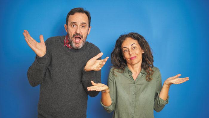 Confused mortgage prisoner couple