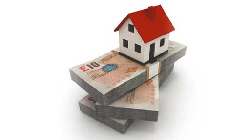 A house sat on money that could be used for equity release